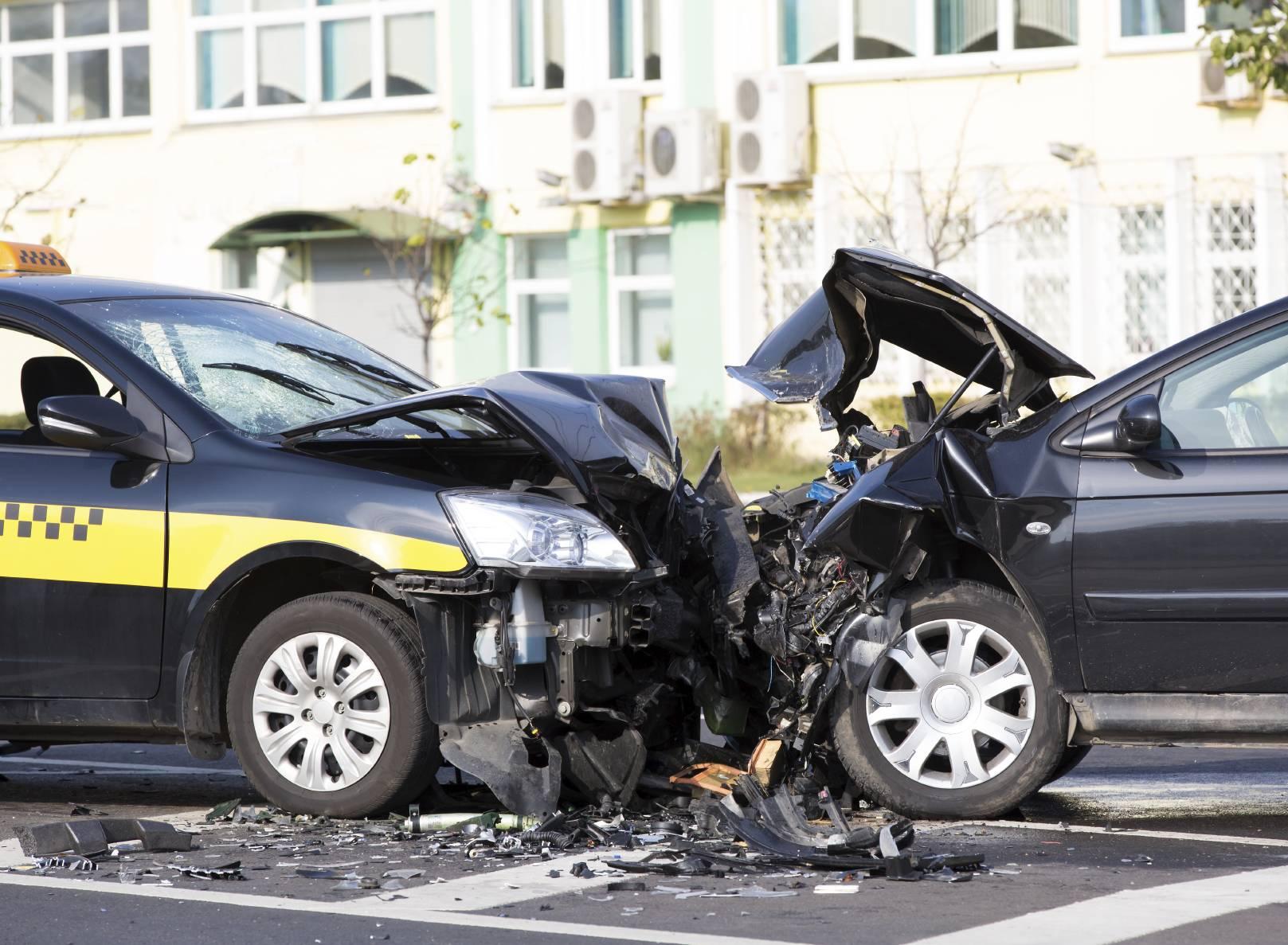 bad car accident