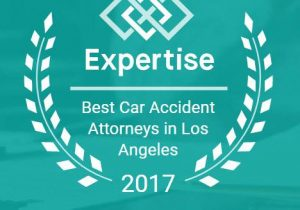Ellis Law voted best car accident attorney in Los Angeles