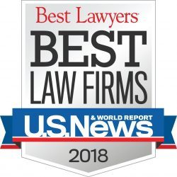 Best Law Firms U.S. News Badge
