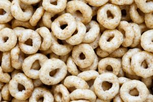 cheerios breakfast cereal